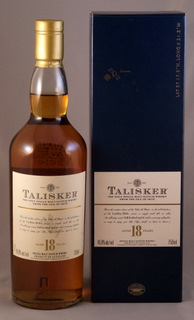  Talisker 18 y.o.