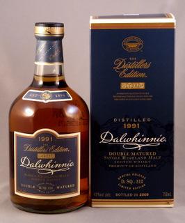 Увеличить Dalwhinnie 1991 DE