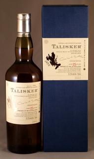 Talisker 25 years, rel 2009