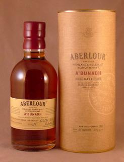 Aberlour A'bunadh 36