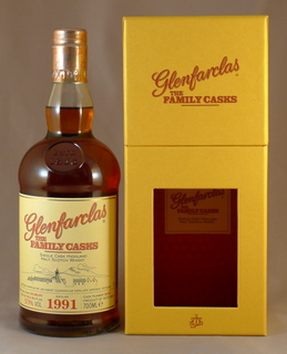 Glenfarclas The Family Casks 1991