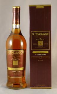 Glenmorangie 12 The Lasanta
