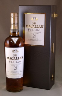 Macallan Fine Oak 21