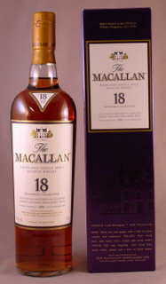Macallan 18