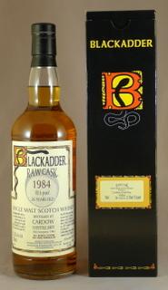 Cardow 26 Blackladder Raw cask