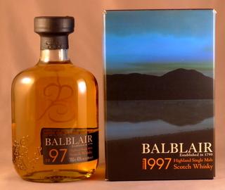 Balblair 1991-2009