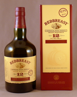Redbreast 12 Cask Strength