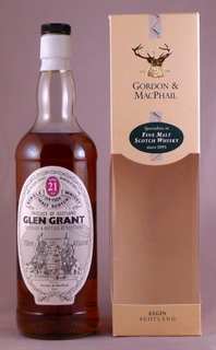 G&amp;M Glen Grant 21