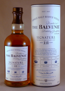 Balvenie 12 Signature
