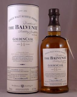Balvenie 14 Golden Cask