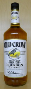 old crow white label