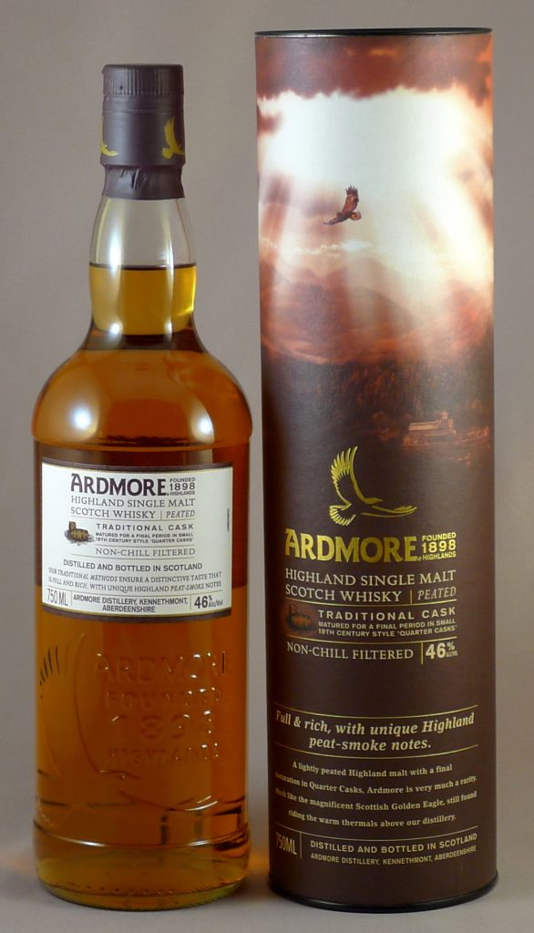 ardmore traditional cask